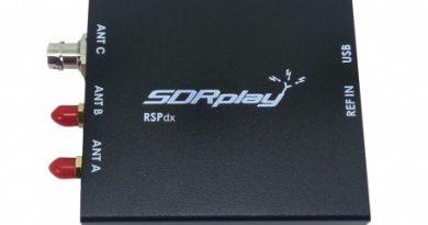 SDRPlay RSPdx 1KHz – 2GHz